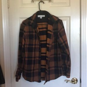 Old navy flannel only worn once
